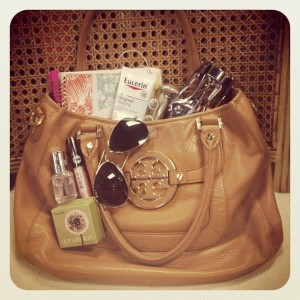 Laura's Tory Burch Amanda Hobo