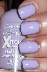 Sally Hansen Lacey Lilac