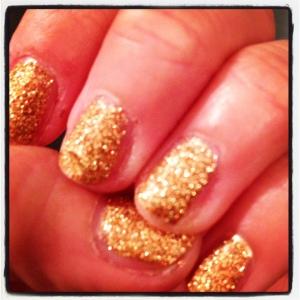 24K Gold Nail Polish