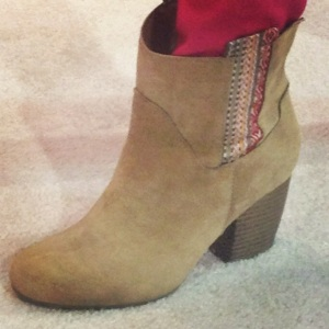 Pink & Pepper Ankle Boot