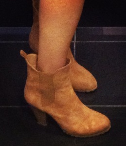 Ankle Boot Close Up