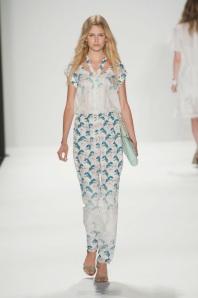 R Minkoff Dress Print