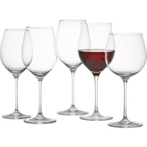 Crate & Barrel Oregon Stemware