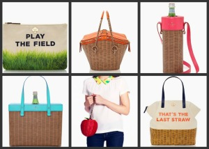 Kate Spade Picnic Collage: The Glitter Life