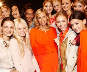 Tory Burch and Models Spring 2011