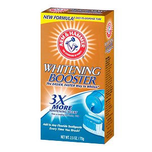 Arm & Hammer whitening