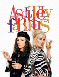 Patsy & Edina - Absolutely Fabulous