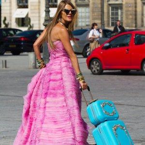 Anna Dello Russo Luggage