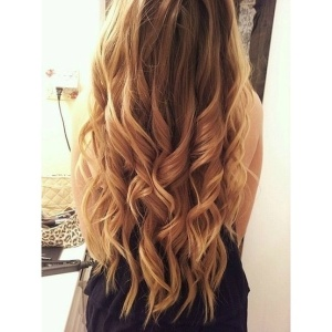 Tight Curls.