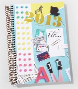 Kate Spade 2013 Planner