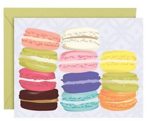 Macaron Stationary