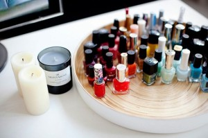 Nail Polish Lazy Susan