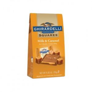 Ghirardelli Milk & Caramel SQUARES