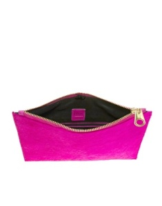 ASOS Pony Hair Clutch