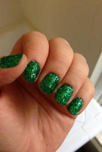 Astroturf Nails