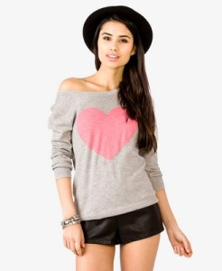 Heart Sweater 2