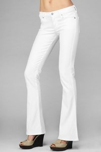 7 For All Mankind Kaylie Sexy Boot Cut