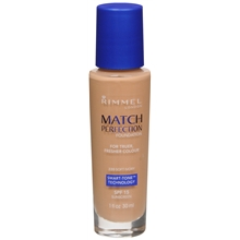 Rimmel True Match Foundation