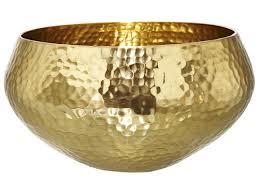 Nate Berkus Gold Bowl