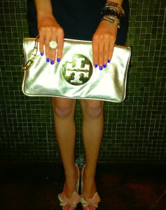 The Glitter Life Tory Burch
