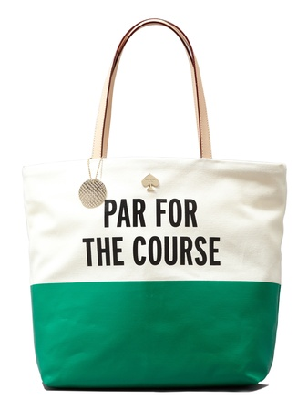 The Glitter Life Kate Spade Tote