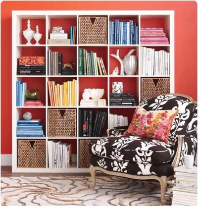 The Glitter Life How To Style Bookshelves
