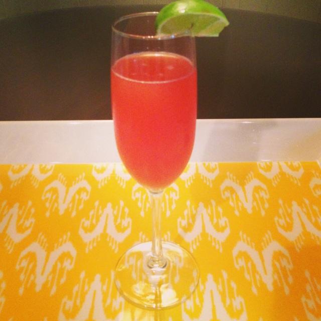 The Glitter Life Mimosa