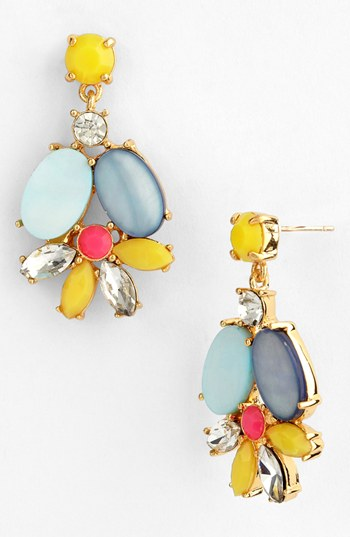 The Glitter Life Kate Spade Earrings
