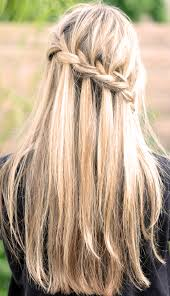 The Glitter Life Waterfall Braid