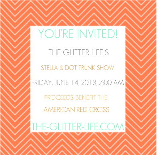 THE GLITTER LIFE SD TRUNK SHOW
