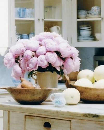 The Glitter Life Pink Peonies