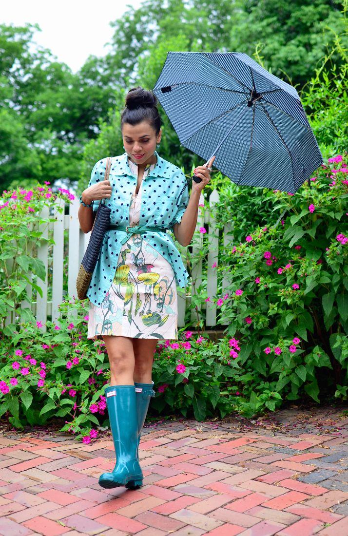 Friday Five Rainy Day Style. | The Glitter Life