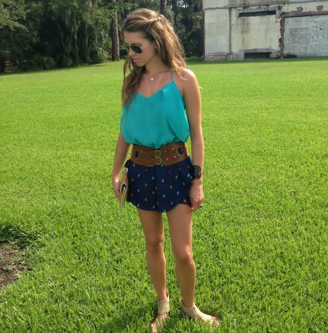 The Glitter Life Outfit Flutter + Flutter