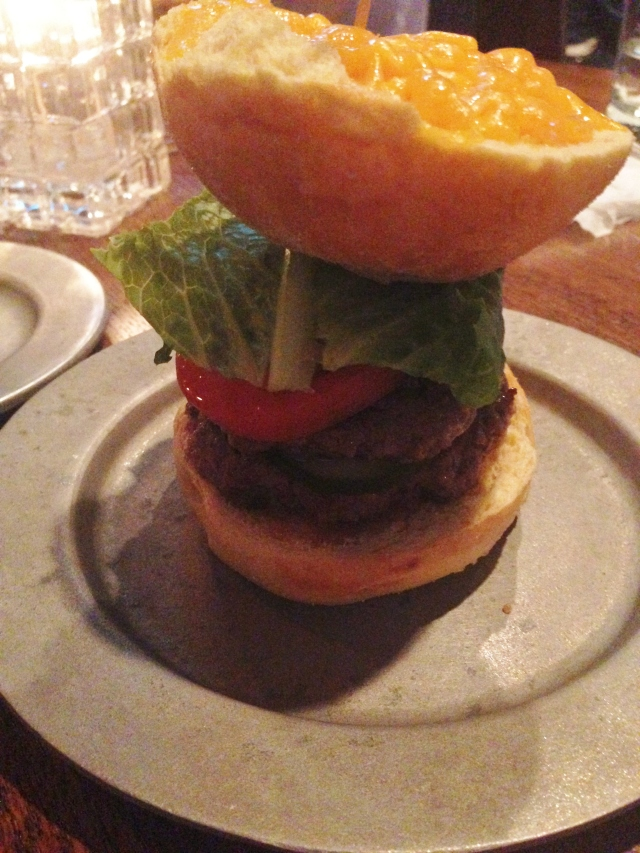The Glitter Life Stillhouse Burger