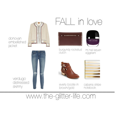 The Glitter Life FALL in love