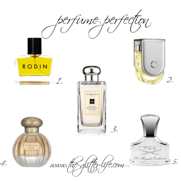 The Glitter Life Perfume