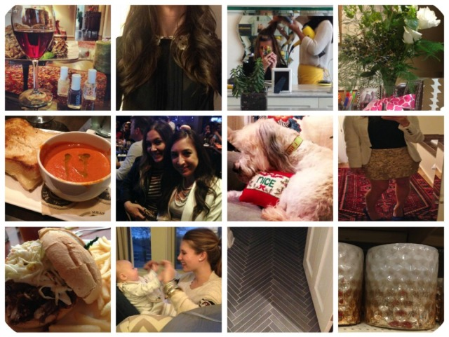 The Glitter Life Instagram Diary