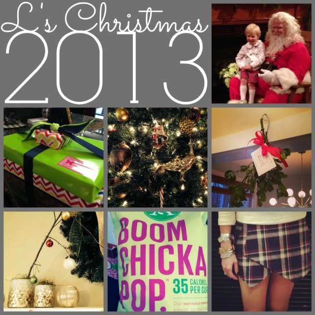 L's Christmas Collage