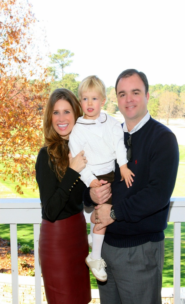 Lanier Family Pic