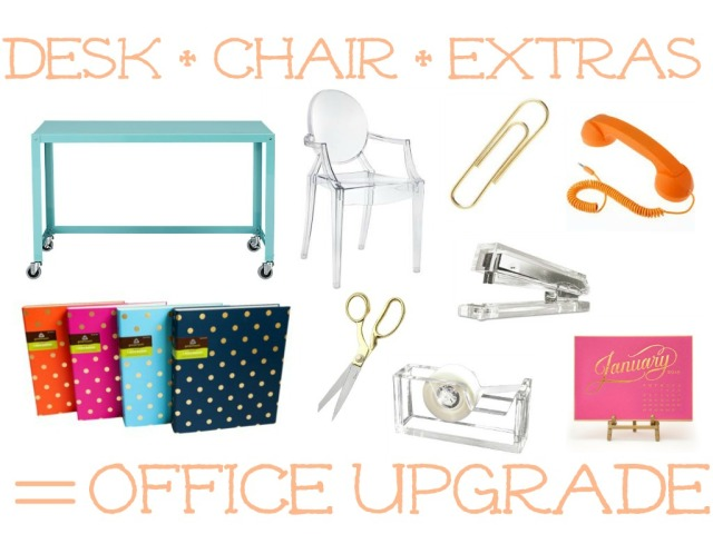 Office Upgrades