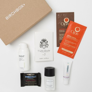 The Glitter Life Birchbox March
