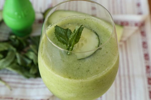 The Glitter Life Detox Smoothie