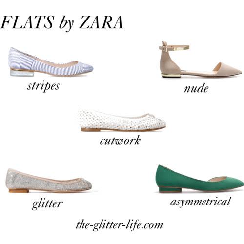 The Glitter Life Zara