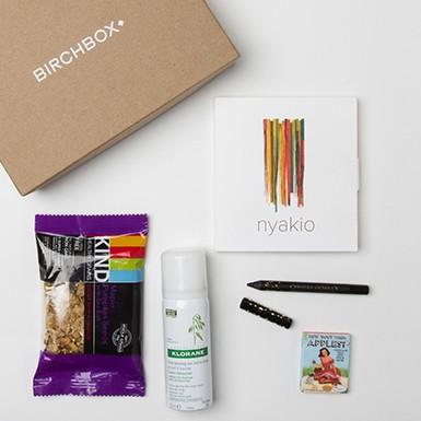 The Glitter Life Birchbox