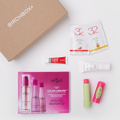 The Glitter Life Birchbox