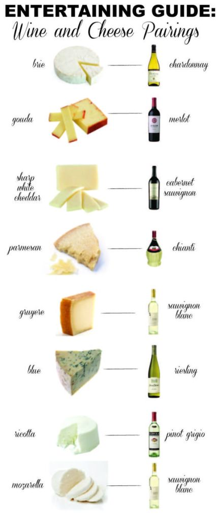 The Glitter Life cheese pairings