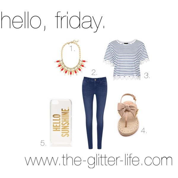 The Glitter Life Friday