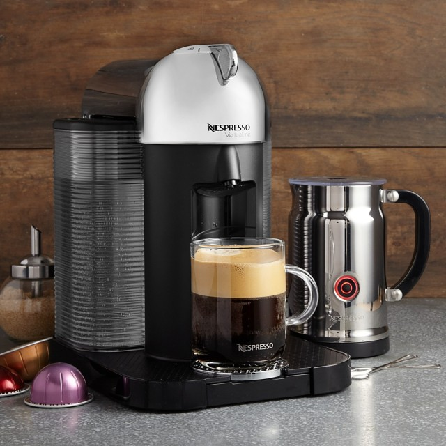 The Glitter Life Nespresso