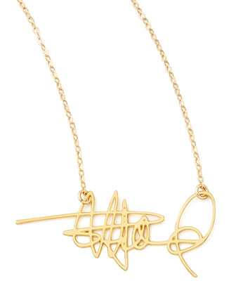 The Glitter Life Necklace