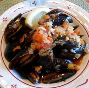 Mussels Magnifico